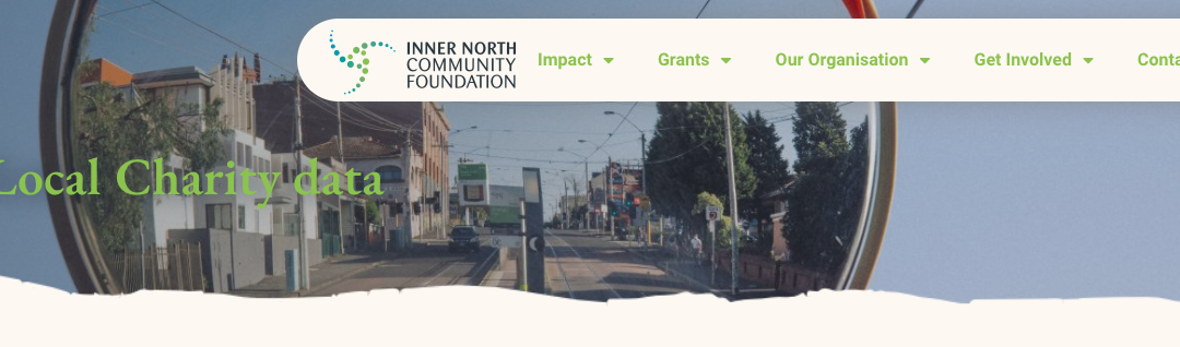 Turning data into impact: Inner North Community Foundation invests in new app to support community change